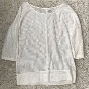 LOFT 3/4 sleeve blouse